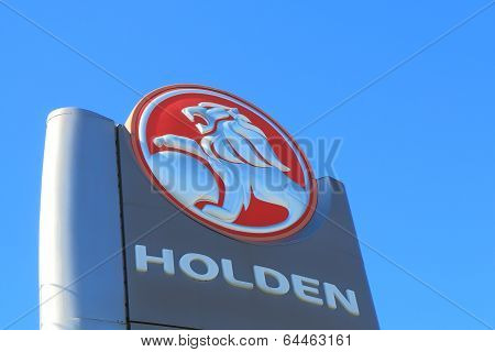Holden Car manufacture