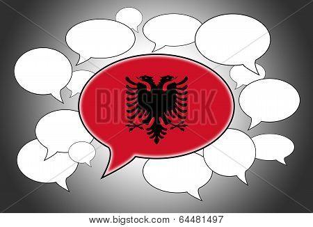 Speech Bubbles Concept