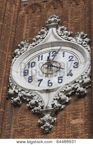 Clock On The Steeple