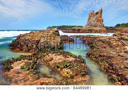 Cathedral Rocks Kiama Downs Australia