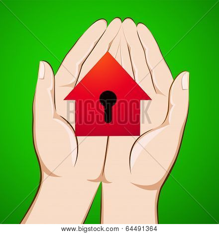 The House Is In The Hands