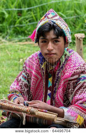 Peruan Boy