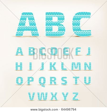 Geometry symbol font Set - Isolated On Background - Vector Illustration, Graphic Design Editable For Your Design.