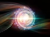stock photo of quantum physics  - Atomic series - JPG