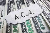 image of cash  - ACA  - JPG