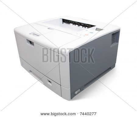 Impresora láser de oficina