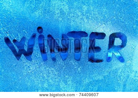 Winter On The Ice