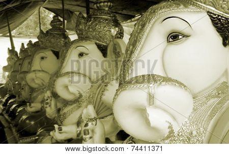Ganesha Factory Line