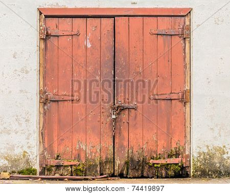 Dilapidated Doors