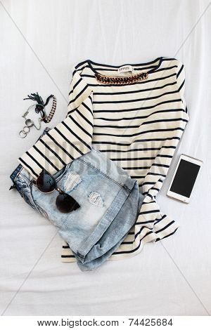 Ladies outfit