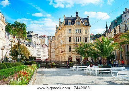 Karlovy Vary Hot Springs