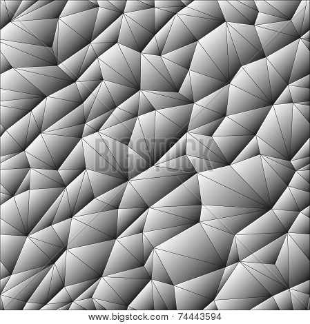 black and white abstract background