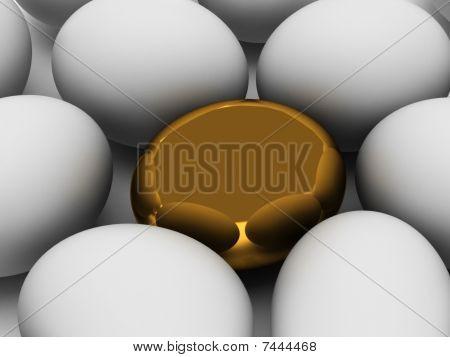 Individuality, Golden Egg