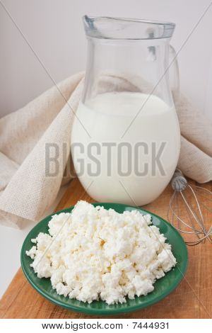 The Jug Of Milk, Cheese