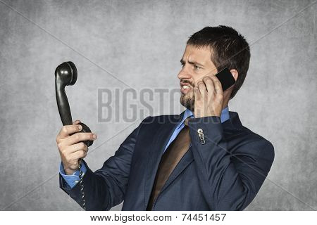 Old Phones Were Very Strange