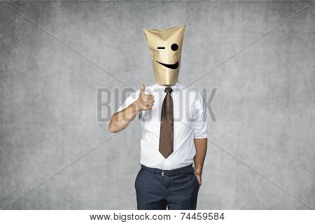 Unknown Businessman
