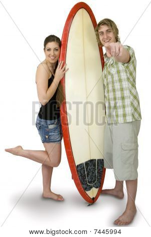 Surfing Needs You