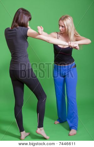 Woman Self Defence