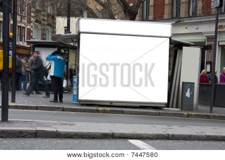 Advertising Poster Site In London