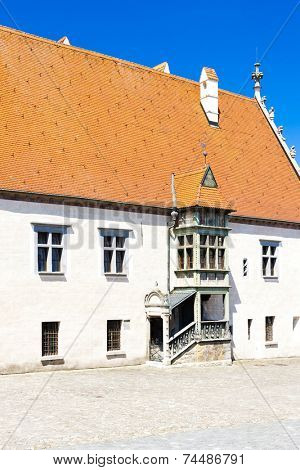 town hall, Bardejov, Slovakia