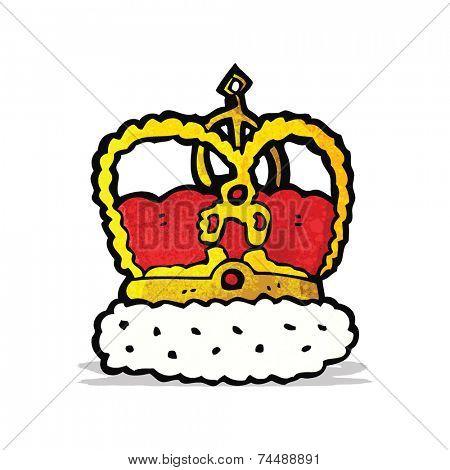 cartoon crown