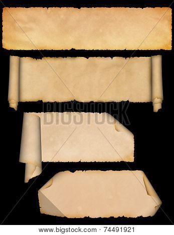 Parchment Set.