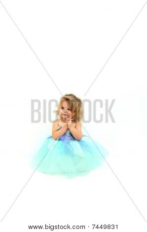Angelic Ballerina