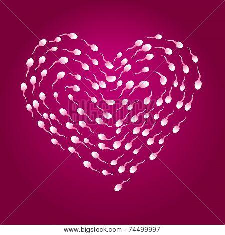 Sperm heart