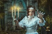 picture of fable  - The evening darkens - JPG