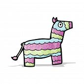 picture of pinata  - cartoon pinata - JPG