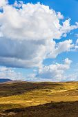 image of galway  - Landscape of County Galway in Connacht in Ireland - JPG