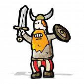 picture of viking  - cartoon viking - JPG