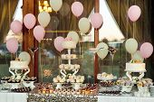 pic of cake pop  - assortment of sweets - JPG