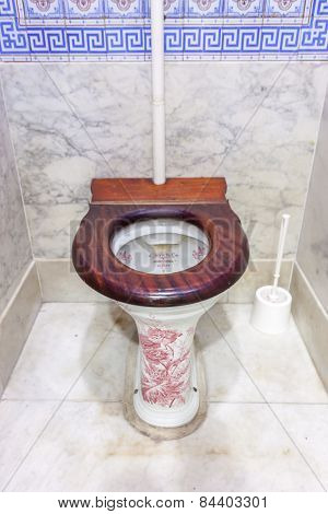 Antique Toilet