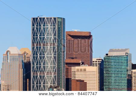 Modern Architecture Of Calgary