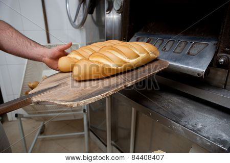 Hot Fresh Baked Bread