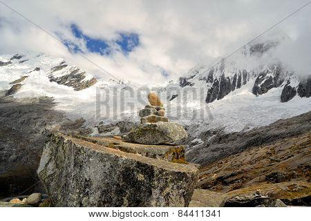 Punta Union, Cordillera Blanca, Santa Cruz Trek, Peru