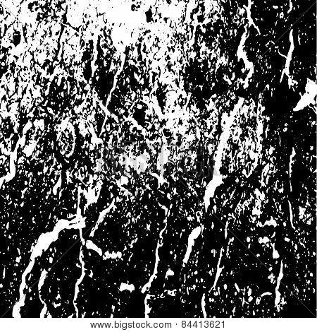 Grunge Vintage Background Black And White
