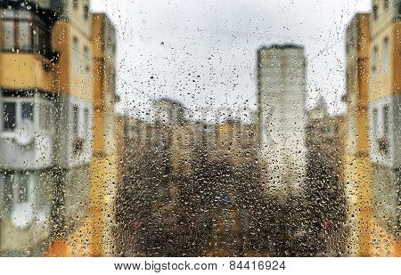 Rain On The Dirty Window
