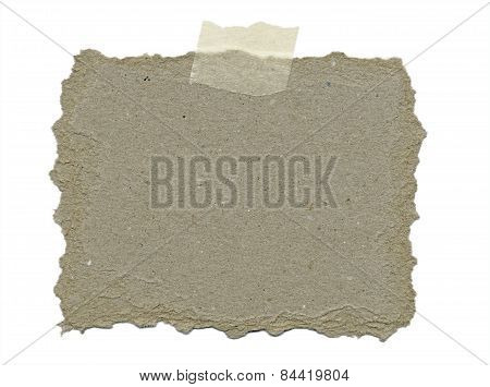 Recycled Blank Paper