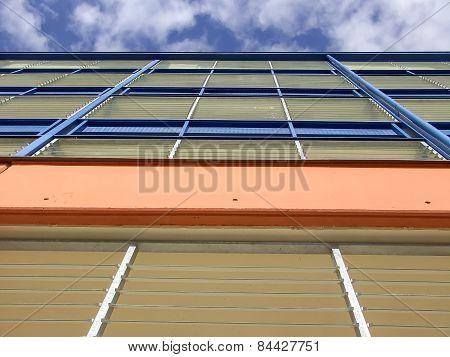 Building symmetry