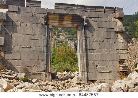 Antalia Gate