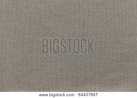 Interlacing Texture Fabric Of Beige Color