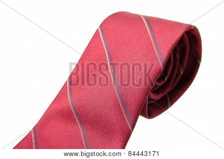 Red Business Neck Tie