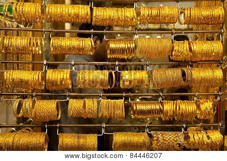 gold souk in Dubai