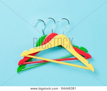 Three Color Hangers