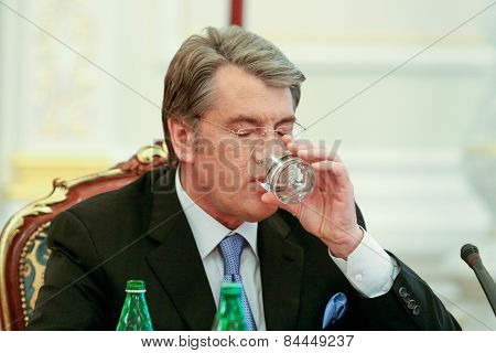 Viktor Yushchenko - The Third President Of Ukraine (2005 To 2010)