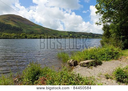 Loweswater Lake District Cumbria England UK not far from Cockermouth