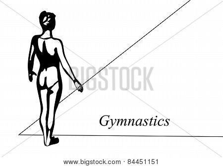 Floor Gymnast