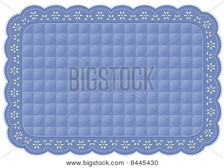 Quilted Place Mat